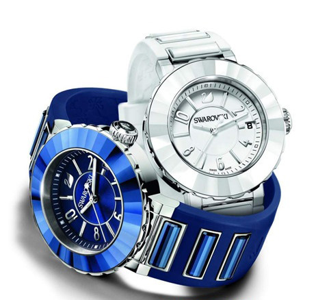 Swarovski Octea Sport Ceramic Watch